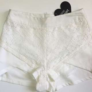 Lacey High Waisted Shorts