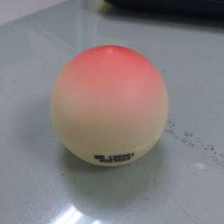 (全新)韓國桃子護唇膏