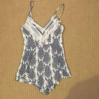 WHOIAM Playsuit