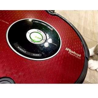 🚚 iRobot Roomba  610 頂級專業版自動清掃機器人吸塵器