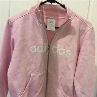 Pink Adidas Jumper