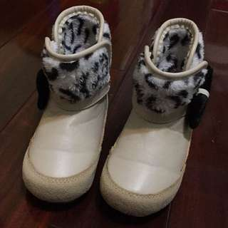 全新,女童靴