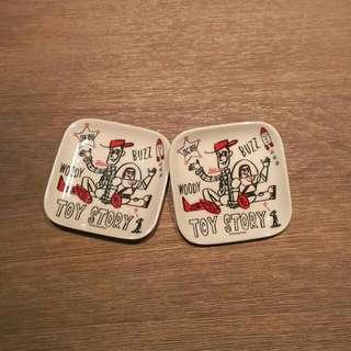 玩具總動員 小碟子 日本販售