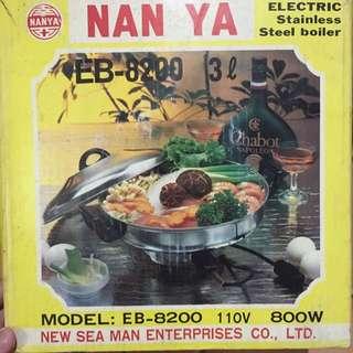 (全新)南亞牌不鏽鋼電碗