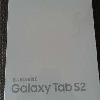 Samsung Galaxy Tab S2 (Gold)