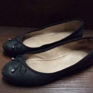 Pull&bear Black Flatshoes