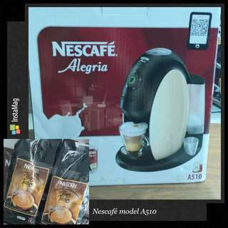 Nescafe Alegria Coffee Maker