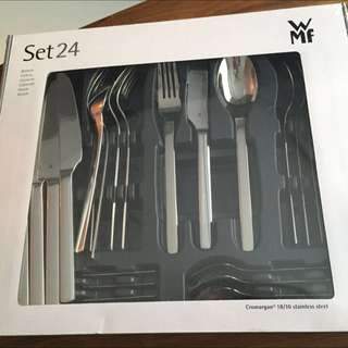 Wmf Cutlery 24pcs Set