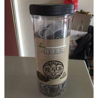 阿華師-六種健康茶