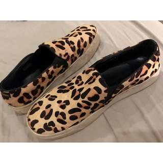 WINDSOR SMITH Leopard Slide (Pony)