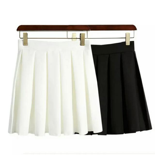 韓國百褶裙預購