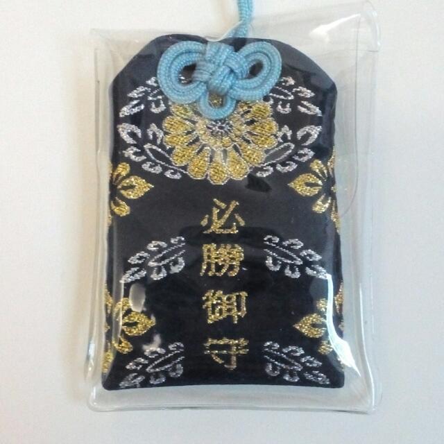 【日本】上個星期帶回的神社御守(淺草寺)