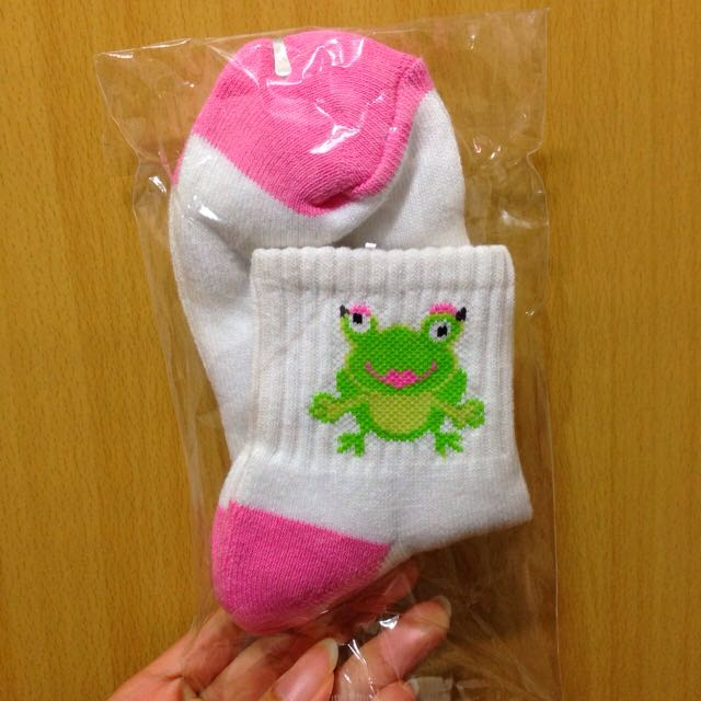 (全新)毛巾底襪子