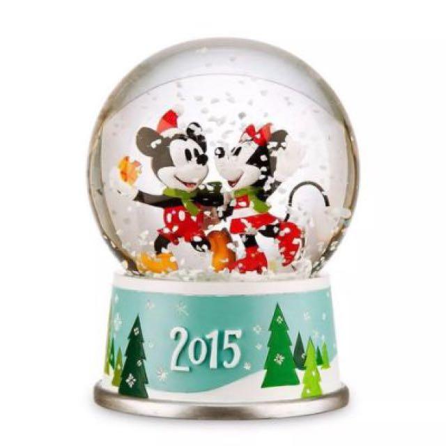 現貨 美國迪士尼購入 2015年 水晶球