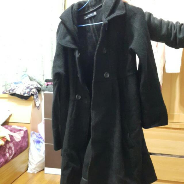 黑色 大衣
