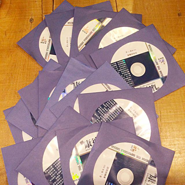 諮商輔導 影音dvd 17片