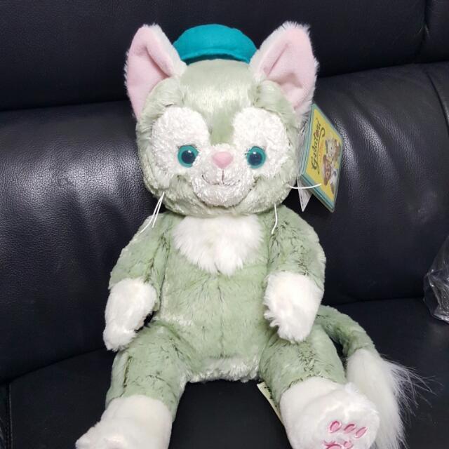 再降/全新轉售 gelatoni 畫家貓 S 號娃娃 傑拉托尼/傑瑞托尼