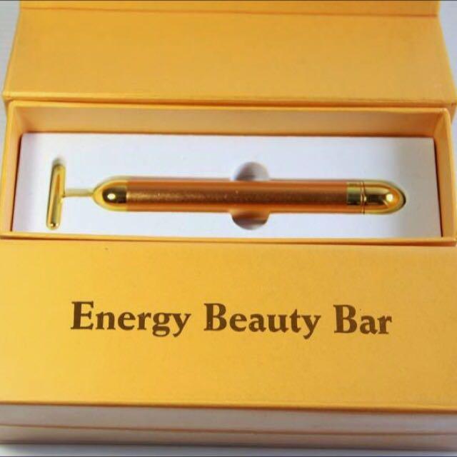 Beauty Bar24k黃金電動美容棒