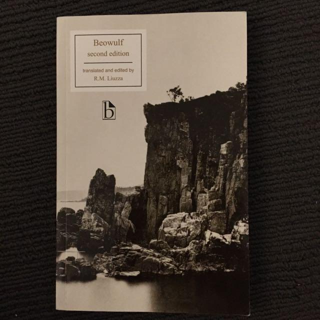 Beowulf Second Edition (R.M Liuzza translation)