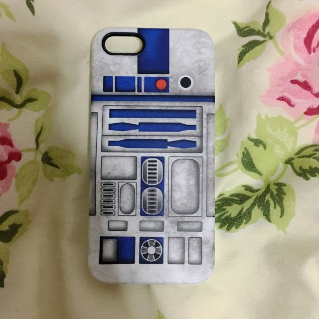 BN R2D2 Iphone 5 Cover