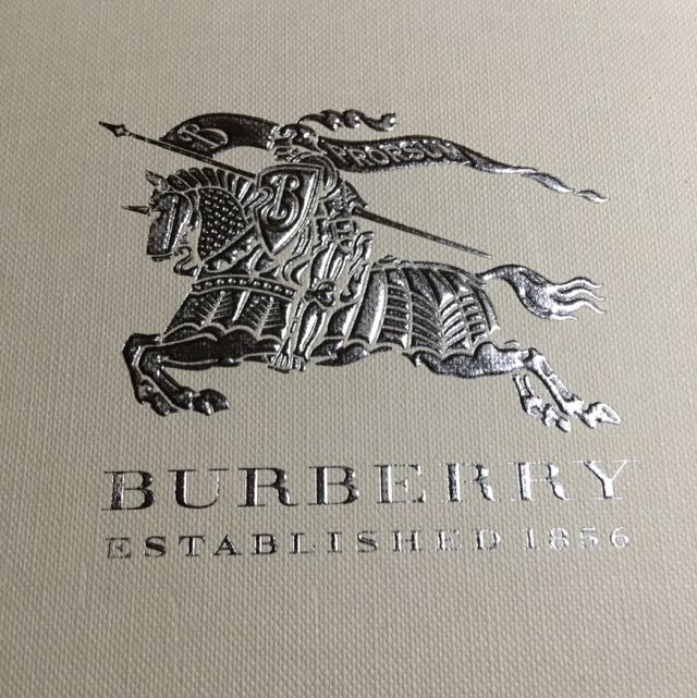 BURBERRY長夾