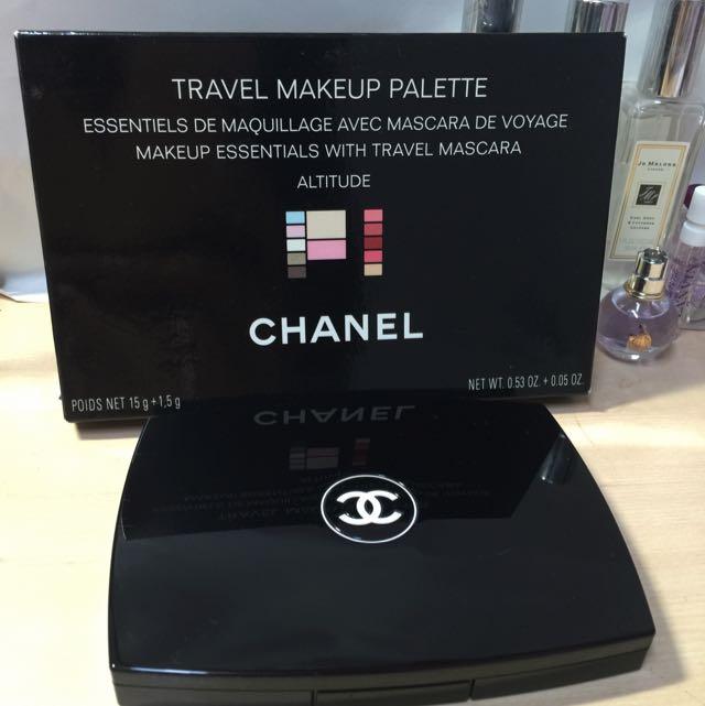 降價啦!Chanel 香奈兒旅行化妝盤
