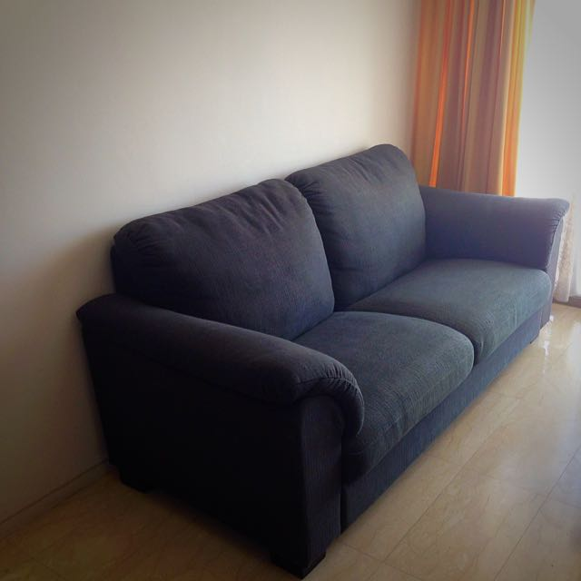 Couch / Sofa, Two Seater, Very Comfortable