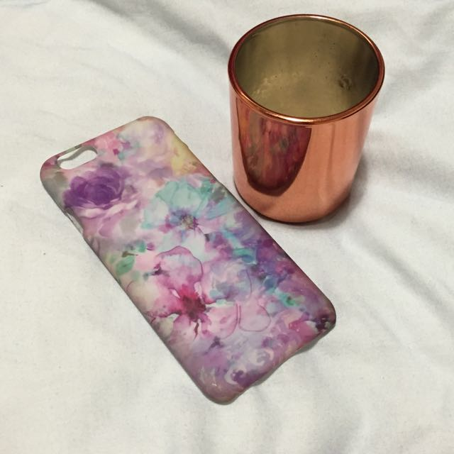Floral iPhone 6 Cover