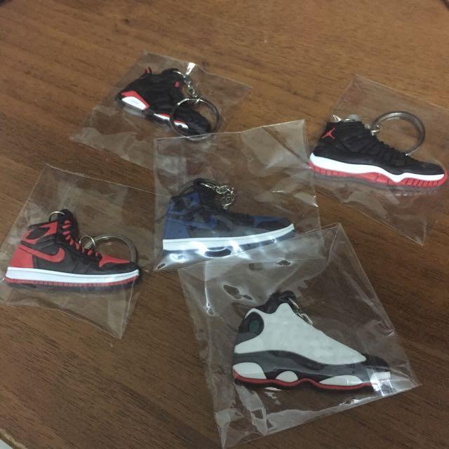 Jordan系列鑰匙圈