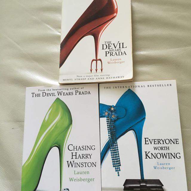 Lauren Weisberger Books