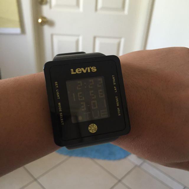 Levis Watch