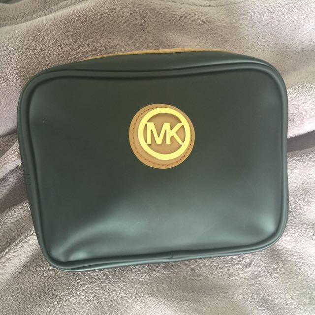 MK toiletry / Makeup Bag