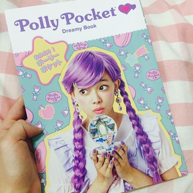 Polly Pocket 雜誌 芭比口袋娃娃