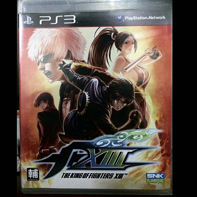 PS3 拳皇 XIII