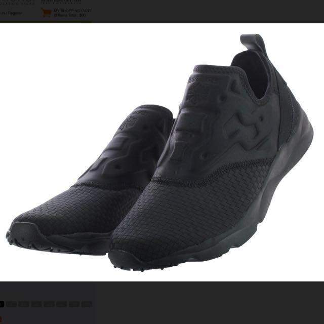 Reebok Furylite Slip On 懶人鞋