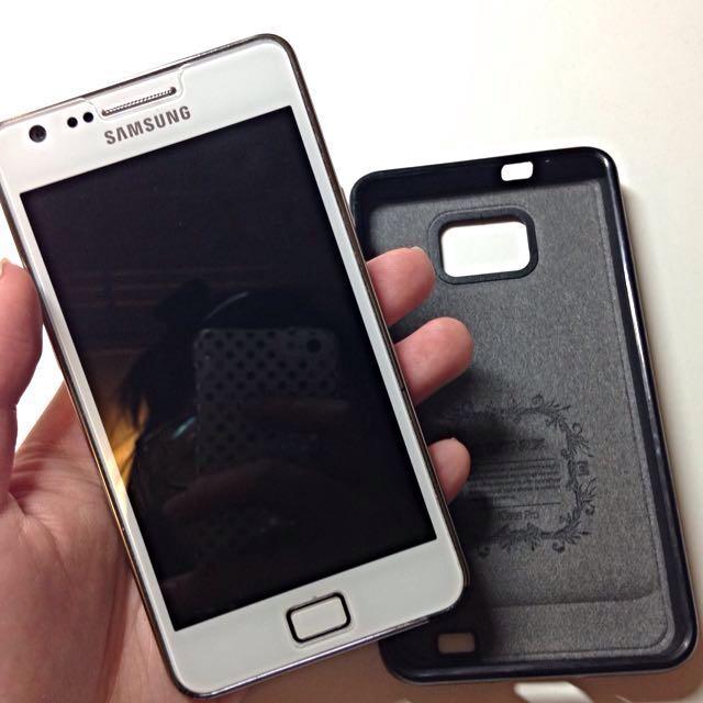暫保留~Samsung S2 16G 白