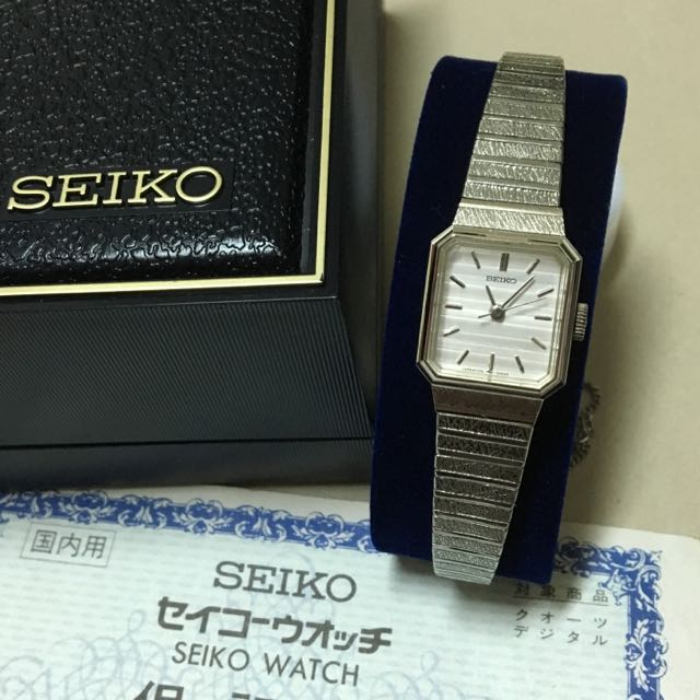日本製SElKO絕版機械古董錶(誠可議)
