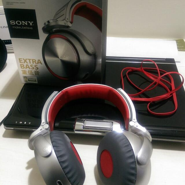 Sony MDR-XB920耳機 《二手》