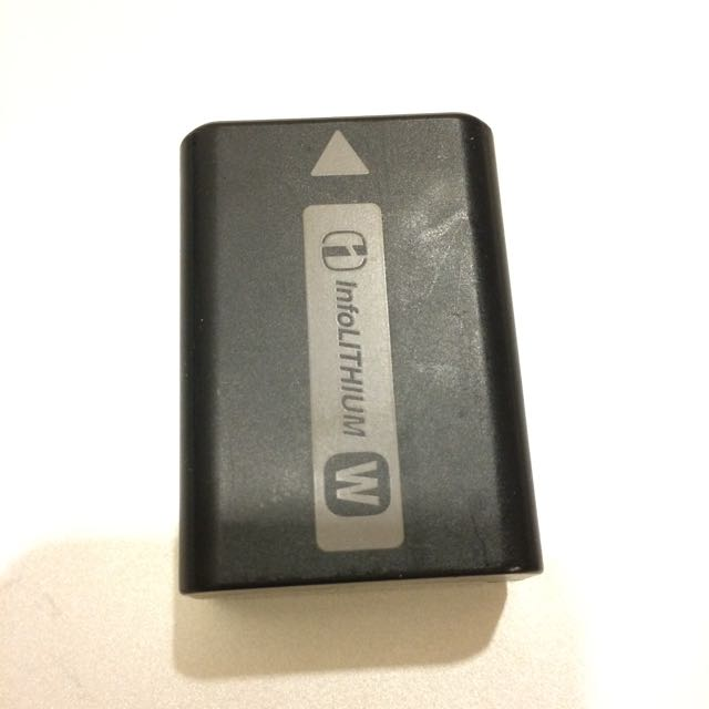 SONY NEX C3 原廠電池 兩顆含運 NP-FW50