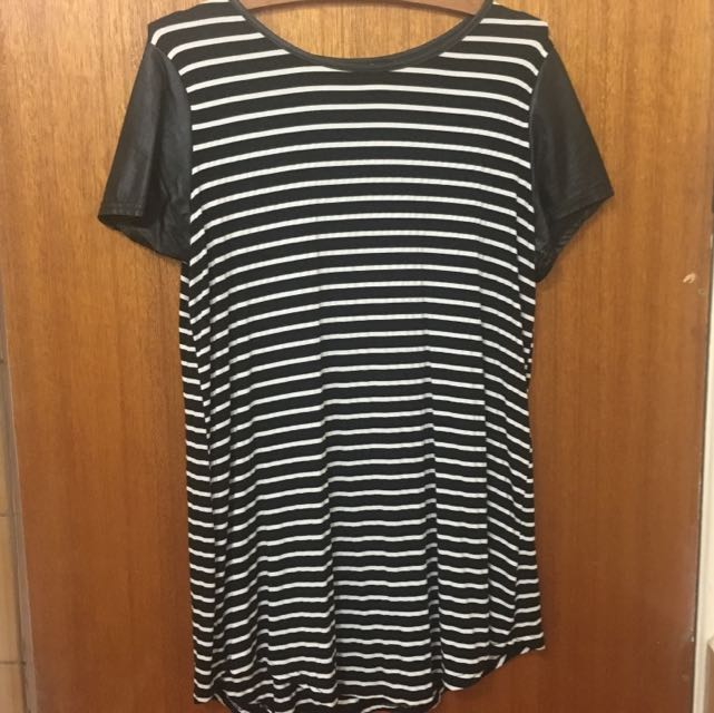 Stripped Loose T-shirt