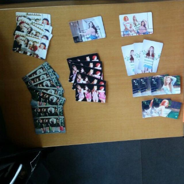 WTB] MAMAMOO Melting Photocards, Entertainment, K-Wave on