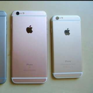 IPhone 6s, 128gb Or IPhone 6s+ 64gb, Colour Of Your Choice On Stock Availability.