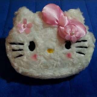 ✈🇯🇵日本正版限量櫻花🌸Hello Kitty Melody 化妝包