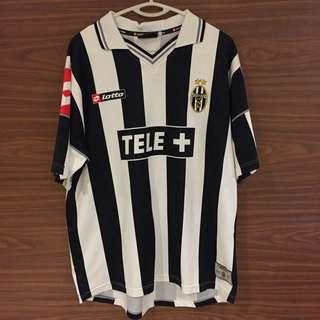 Juventus Home 00/01 Shirt