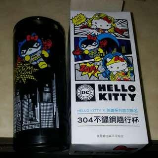 Hello Kitty 不繡鋼隨行杯