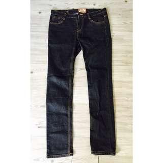 (全新)韓版牛仔褲 (29腰~30腰)
