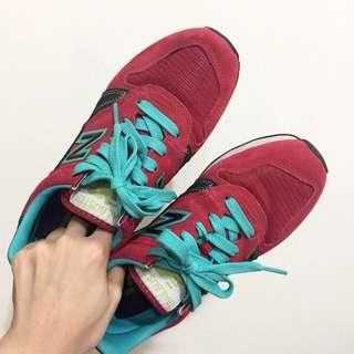 (待匯款)幾乎全新 New balance 布鞋 慢跑鞋 N字