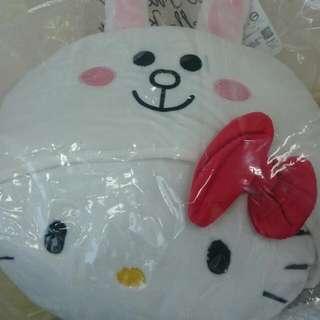 Kitty兔兔聯名抱枕
