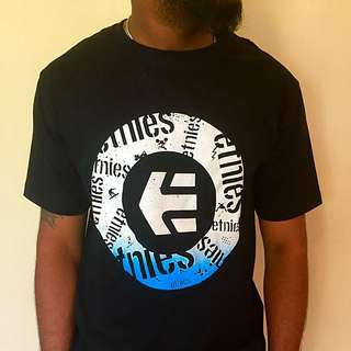 New Skateboard Etnies T- Shirt