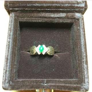 古典翡翠戒指(要搶要快,急換現)